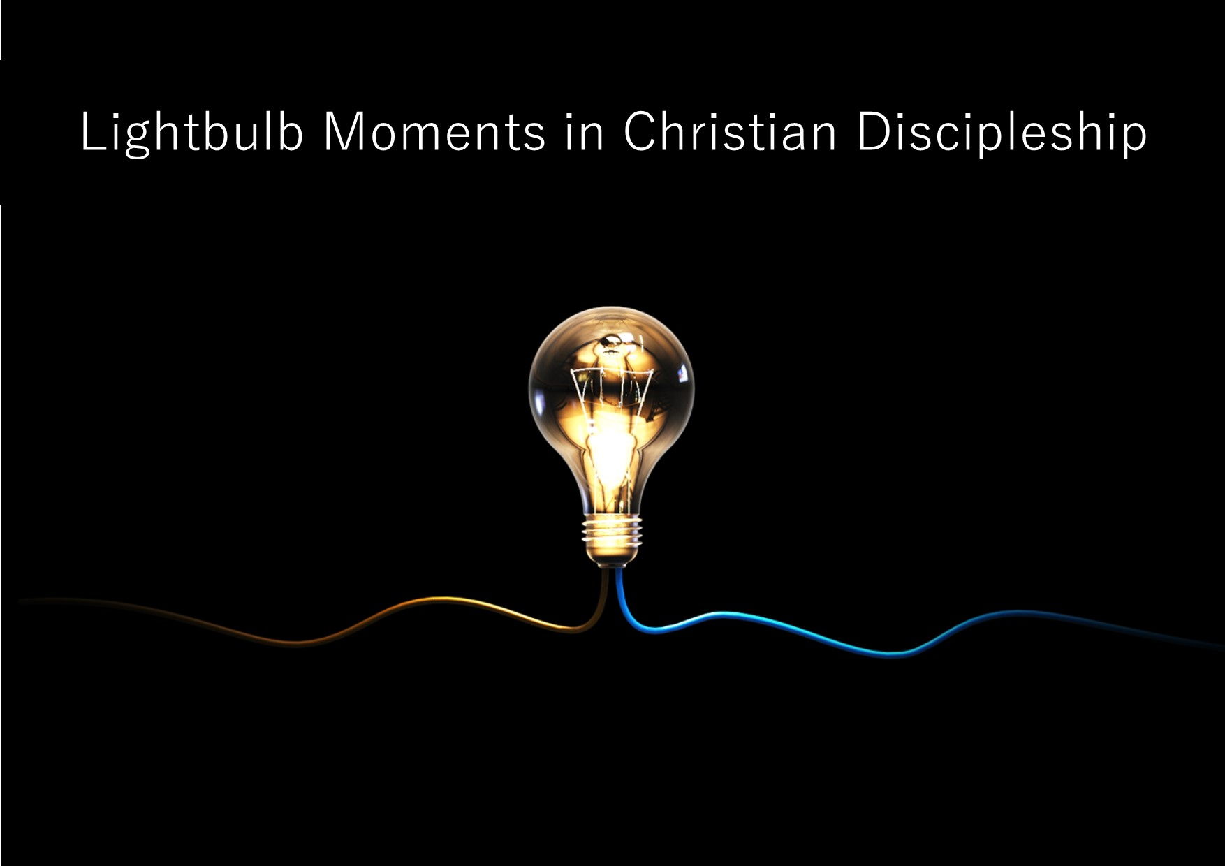Lightbulb Moments Series Logo
